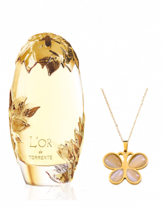 Coffret L'OR Collier 129€