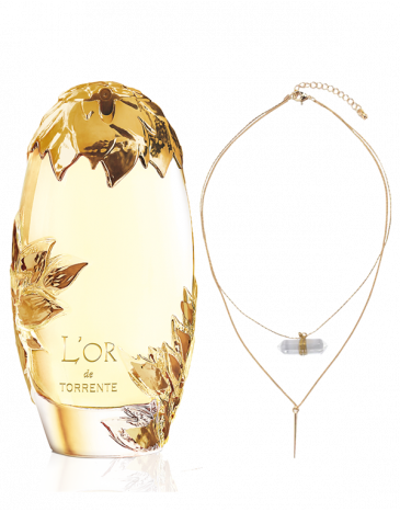 Two Gifts L'OR 100ml necklace