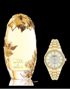 Coffret L'OR Gold 139€
