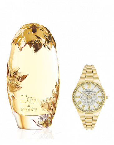 Coffret L'OR Gold 159€