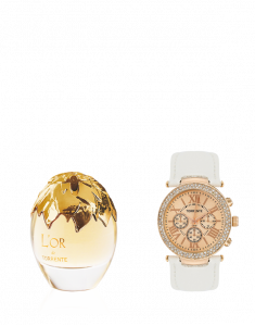 Coffret Montre L'Or 99€