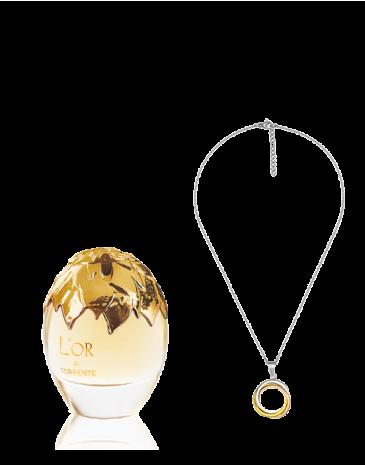Coffret L'OR collier 69€