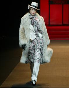 """""""1850"""" TORRENTE Haute Couture"""